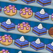 Cookie Boost tile